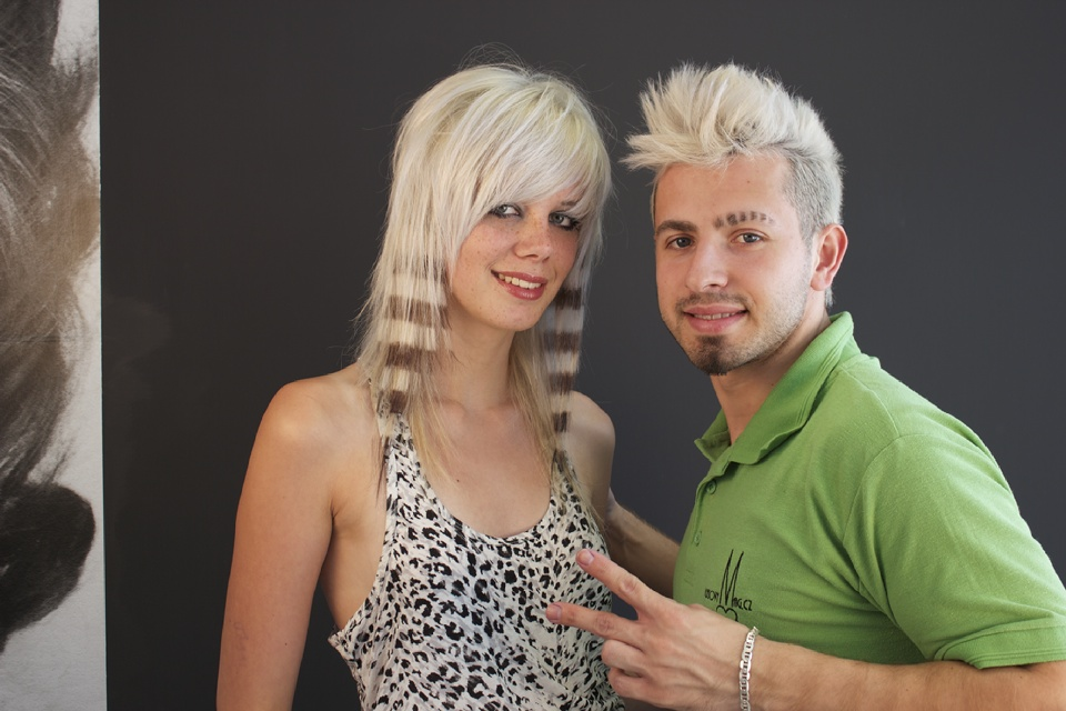 Vítejte ve studiu Vlasový mág