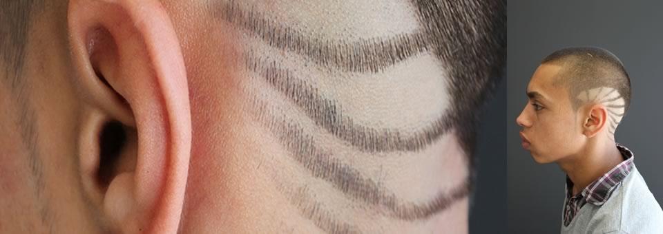 S vaším Hair-tatoo si vyhrajeme...